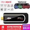 2017 NEW H96 Pro mini pc Android 7.1 Smart TV dongle Amlogic S912 Octa Core 2G 8G H.265 4K HDMI 2.0 small Media Player tv stick