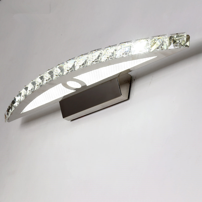 Led Bathroom Wall Light Fixtures online get cheap crystal wall lights -aliexpress | alibaba group