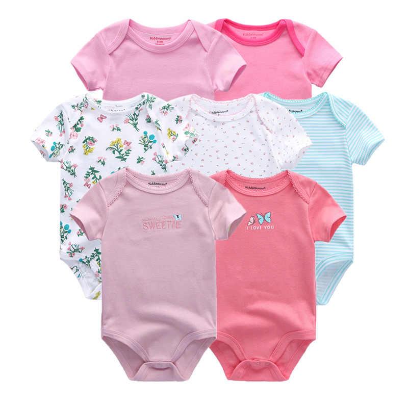 be7e10bd553f Detail Feedback Questions about 7 PCS lot 2018 newborn summer short ...