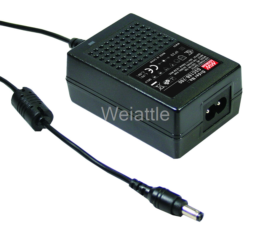 MEAN WELL original GSC18B-700 26V 700mA meanwell GSC18B 26V 18.2W Single Output LED Driver Power Supply original meanwell led driver apc 16 700 16 8w 9 24v 700ma led power supply constant current mean well apc 16 ip42