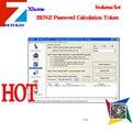 VVDI MB BENZ FERRAMENTA de Cálculo Senha Token 5 pçs/lote sem transporte BGA serviço só para tokens caculation