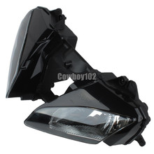 Motorcycle Front Headlight Assembly For Yamaha YZFR6 YZF R6 YZF-R6 2006 2007 06 07 Motorbike Headlamp Lighting