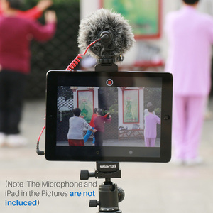 Image 2 - Trípode para tableta, liberación rápida con placa de soporte de aluminio para iPad Mini/4/Pro/Surface Pro 8 DJA99