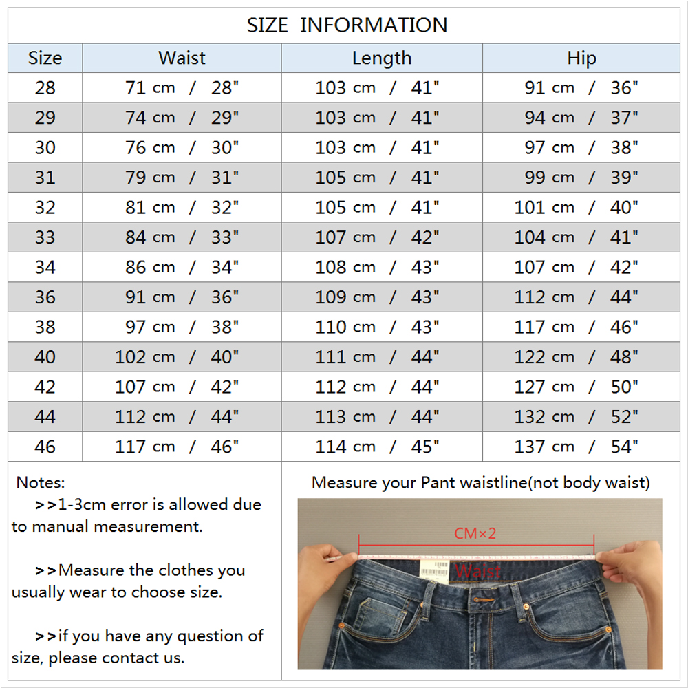 Image 5 - VOMINT Mens Casual Basic Pants Simple Trousers Regular Straight  Pocket Details Trousers Stretch Pants Male Big Size 44 46pants male -
