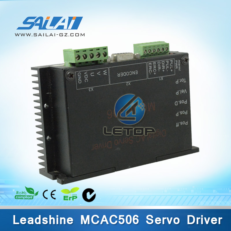 цена на Best Price!!!leadshine driver/ large format printer mcac506 servo motor driver