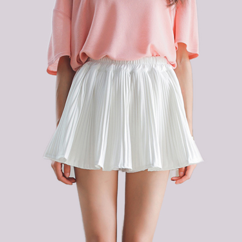Compare Prices on Pleated Chiffon Skirt- Online Shopping/Buy Low ...