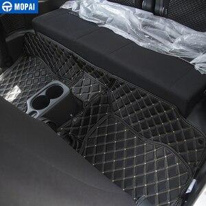 Image 3 - MOPAI Leder Auto Innen Boden Fuß Matten Teppiche Fuß Pads für Suzuki Jimny 2007 2017 Auto Zubehör