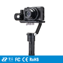 F19238 Zhiyun Crane M 3 axis Handheld Stabilizer Gimbal for DSLR Cameras Support 650g Smartphone Gopro