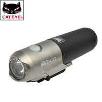 CATEYE Riding Bike Chargeable Headlight Lamp Torch Bicycle Flashlight VOLT300 HL EL460RC With USB