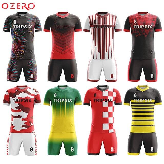 b62f732ea18d5 football jersey blue and white soccer uniform custom soccer jersey ...