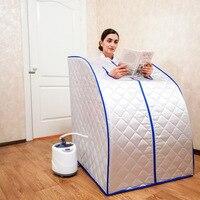 Steam Sauna bathroom spa Household sauna near me bath sauna cabin weight loss with steam generator Improves circulation