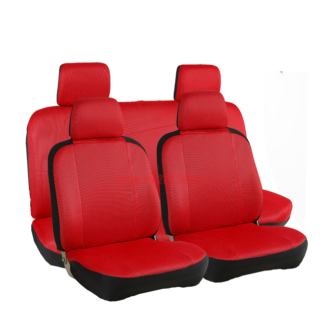 (Front+Rear) Universal car seat covers For Peugeot 307 206 308 407 207 406 408 301 3008 5008 car accessories styling car covers