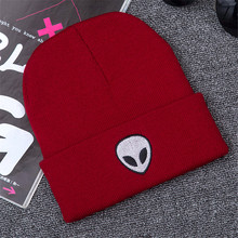 hot! winter men women's hat caps beanie bone skullies Hip-Hop beanies Wool Knitted hats for winter women bone diamond bone