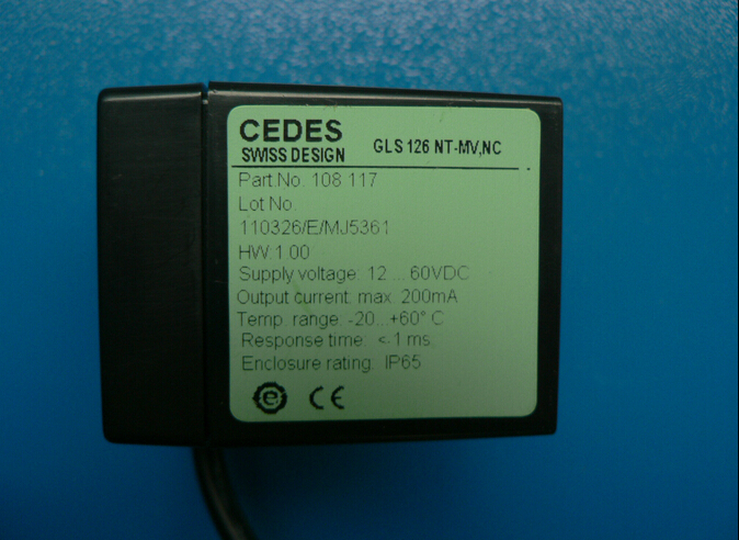 parts | leveling sensor | FML photoelectric switch | GLS 126 NT-MV NC yg 25 leveling photoelectric sensors