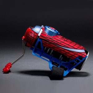 Image 5 - Gibi olması Cosplay mega blaster eldiven rampaları PVC Action Figure koleksiyon Model oyuncak damla