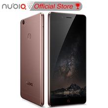 Оригинал Nubia Z11 Мобильный Телефон 5.5 дюймов 4 ГБ/6 ГБ RAM 6 ГБ/128 ГБ ROM Snapdragon 820 Quad Core 16MP 4 Г LTE NFC Отпечатков Пальцев 1920*1080