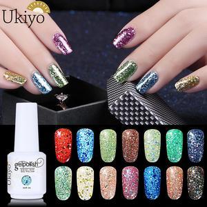 Ukiyo 15ml Bling Glitter UV Ge