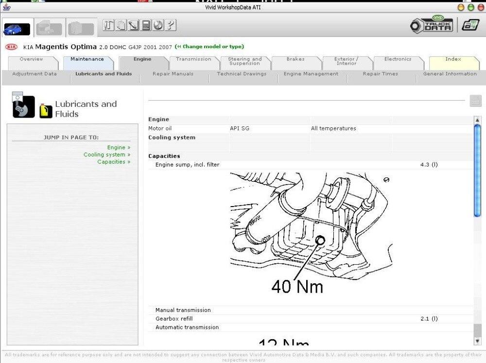 2018 Software Klare Werkstatt 10,20 Wartung, Auto Draht Diagramm ...