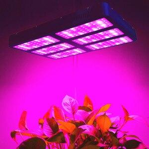 Image 3 - 3000W 2000W 1000W LED Coltiva La Luce Full Spectrum Coltura Idroponica Tenda 410 730nm Per Le Piante Dappartamento e Fiori a Effetto Serra sistema di