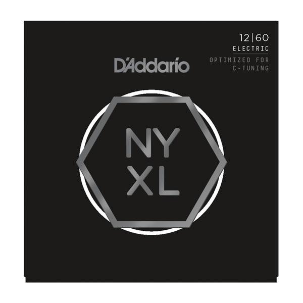 D'Addario NYXL Težke nikljeve rane električne strune NYXL1152 - Glasbila - Fotografija 4