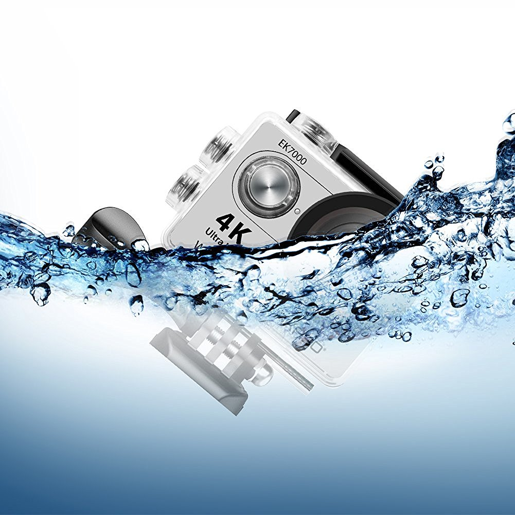 EK7000 4K WIFI Outdoor wifi Ultra HD Waterproof Action Camera Video Sports
