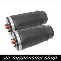 Free shipping Pair Air Suspension Spring Bag For BMW X5 E53 Rear Gas shock absorber balloon 37121095580 37121095579 37126750355
