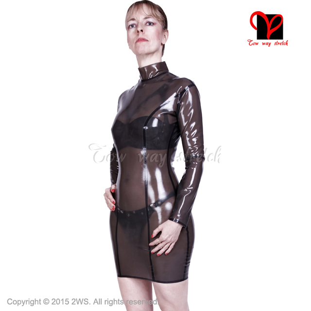 hand moulded latex outfits