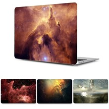 Magic Star Print Laptop Cover for MacBook Air Pro Retina 11 12 13 15 inch Shockproof Case 14 A1466