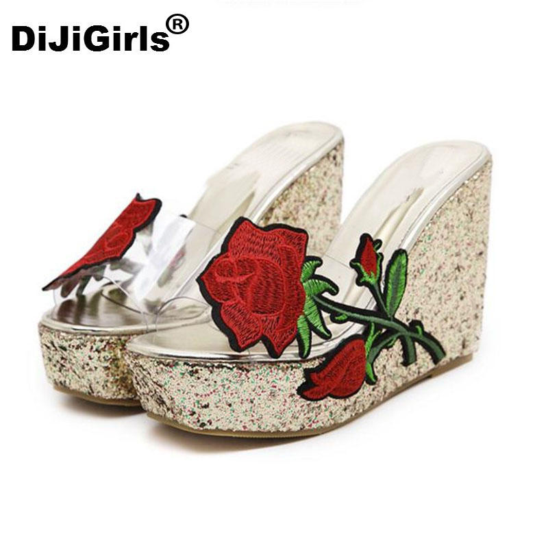 DiJiGirls best selling transparent PVC fashion high heels with Waterproof shoes sexy sandals high quality shoes