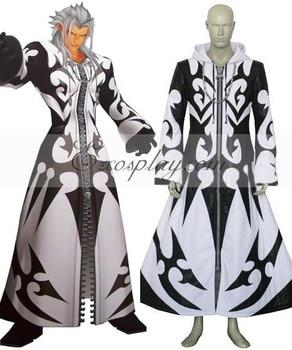 Kingdom Hearts Xemnas Cosplay Costume E001