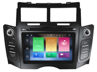4GB ram Android 8.0 octa Core Car DVD PLAYER Radio For 6.2 TOYOTA YARIS touch GPS NAVIGATION HEAD UNITS dvr 3g TAPE RECORDER
