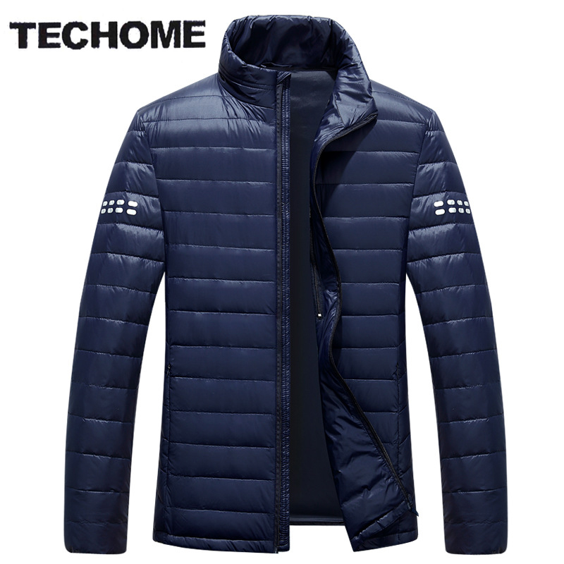 2016 New Ultra Light Duck   Down   Jacket Men Feather Man Winter Parka   Coats   Light   Down   Jacket Winter Long Sleeve Solid Winter   Coats