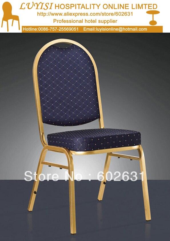 Aluminium Hotel Stuhl Großhandel Schnelle Lieferung Komfortable Form Sitz Mit Hoher Dichte