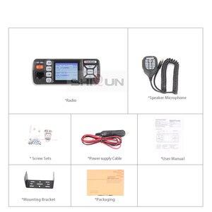 Image 5 - Baojie BJ 318 Car Walkie Talkie Dual Band VHF UHF Mobile Radio 20/25W Walkie Talkie 10 km Car Radio 10 KM Upgrade of BJ 218 Z218