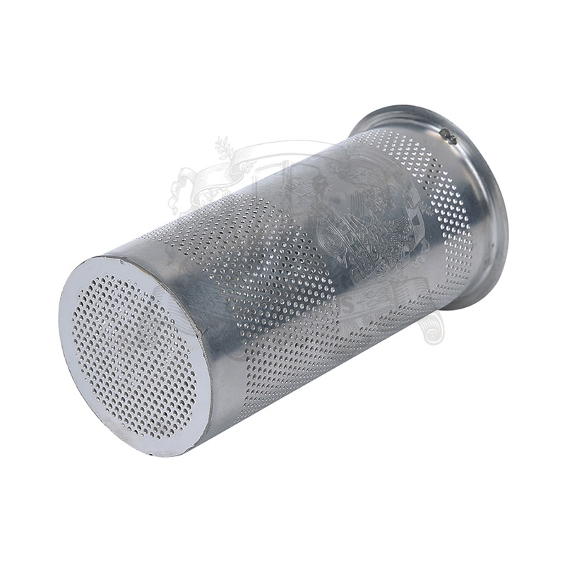 2 Aroma basket filter stainless steel 304. Length 100mm. Volume -180ml