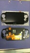 Colori nero Originale Nuovo LCD Screen Display + Touch Digitizer di Ricambio per Ps vita 1000 PSV1000 PSV 1000 PCH 1001