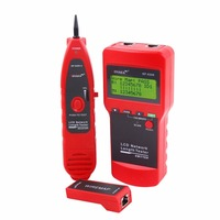 Noyafa NF 8208 Multipurpose LCD Display Network Telephone Cable Tester Tracker Line Finder Wire Tester Cable Locator