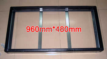 2 Set/Packs Gicl-3590 Aluminum frame,Screen Size 960*480mm; be suitable for P5 P10 LED display Panel - DISCOUNT ITEM  0% OFF All Category