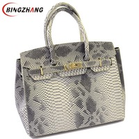 Brand Fashion Snake Skin Bags Women Handbag 2015 New High Quality Women S Messenger Bags Designer