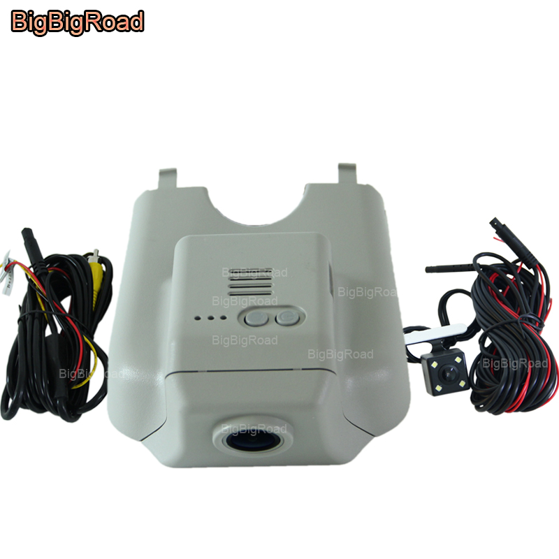 BigBigRoad Car wifi DVR Video Recorder For Mercedes Benz ML M <font><b>MB</b></font> GL R Class ML W164 <font><b>X164</b></font> W251 320 R350 R300 R400 2005 2006-2012 image