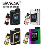 100 Original Smok Alien Baby AL85 Starter Kit With 6ml SMOK TFV12 Beast Tank 85W Alien