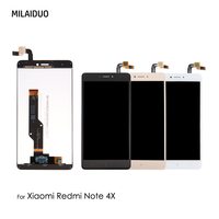 Tested For 5 5 Xiaomi Redmi Note 4X Global Version Snapdragon 625 LCD Touch Screen Display