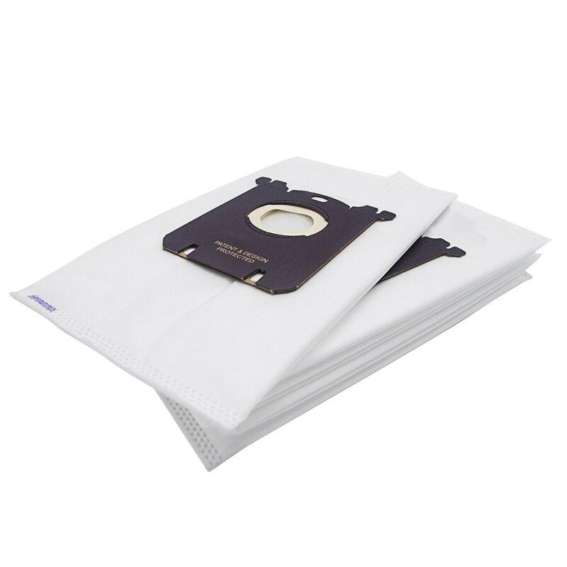 3PCS Vacuum Cleaner Cloth Dust Bag For Electrolux Philips FC9176 FC9150 FC 9073 FC9067 FC8385 FC9071 FC8450 Vacuum