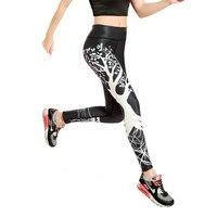 ללבוש פעיל הדפסת נשים ריקודי חותלות בנות חותלות גרביונים נשים גבוהה מותן ריצה ספורט Femme בגדי התעמלות יוגה ריצה ללבוש