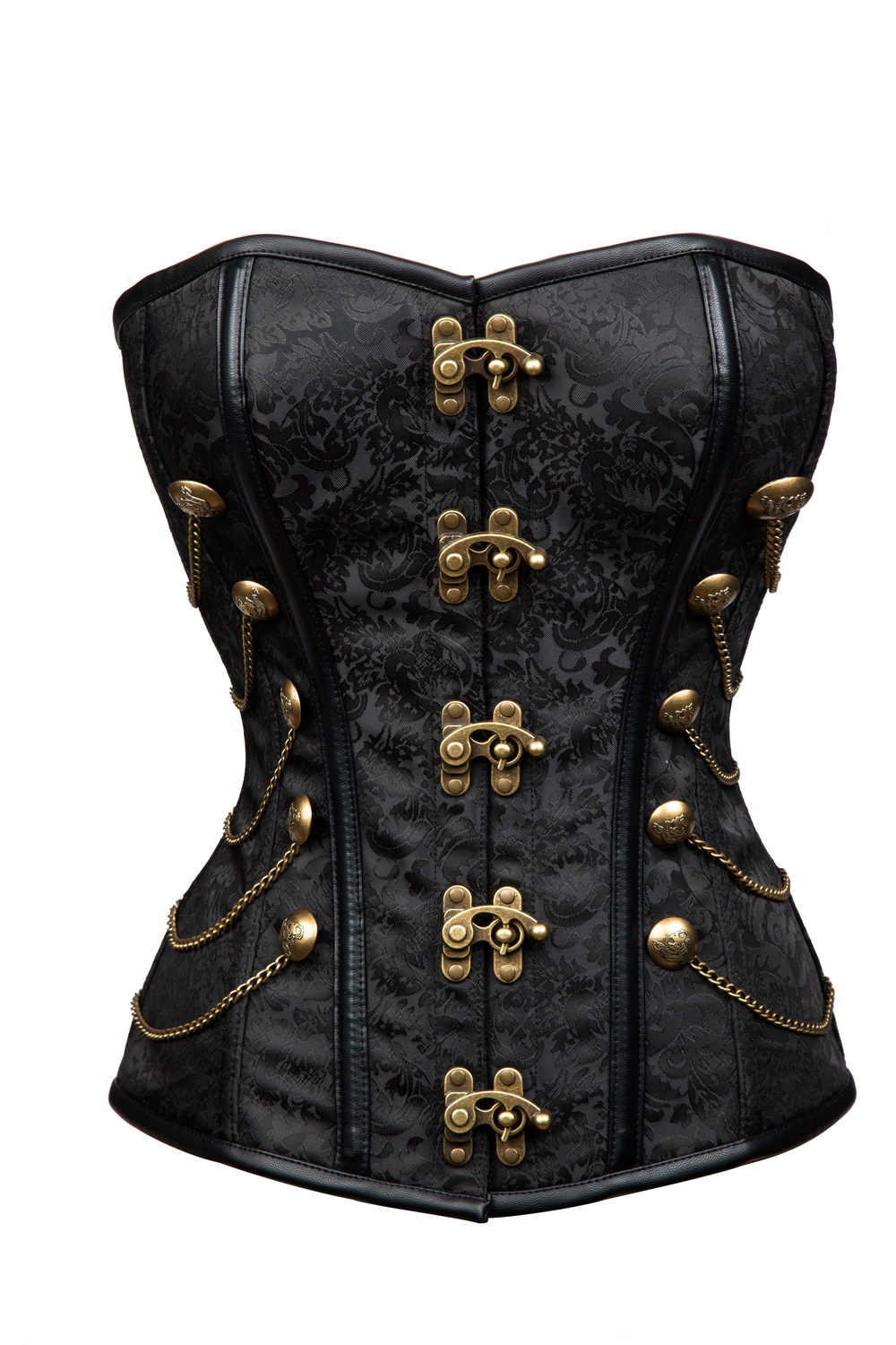 Image result for corset buckle chains