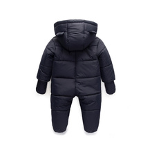 Cold Winter Rompers Baby Clothes