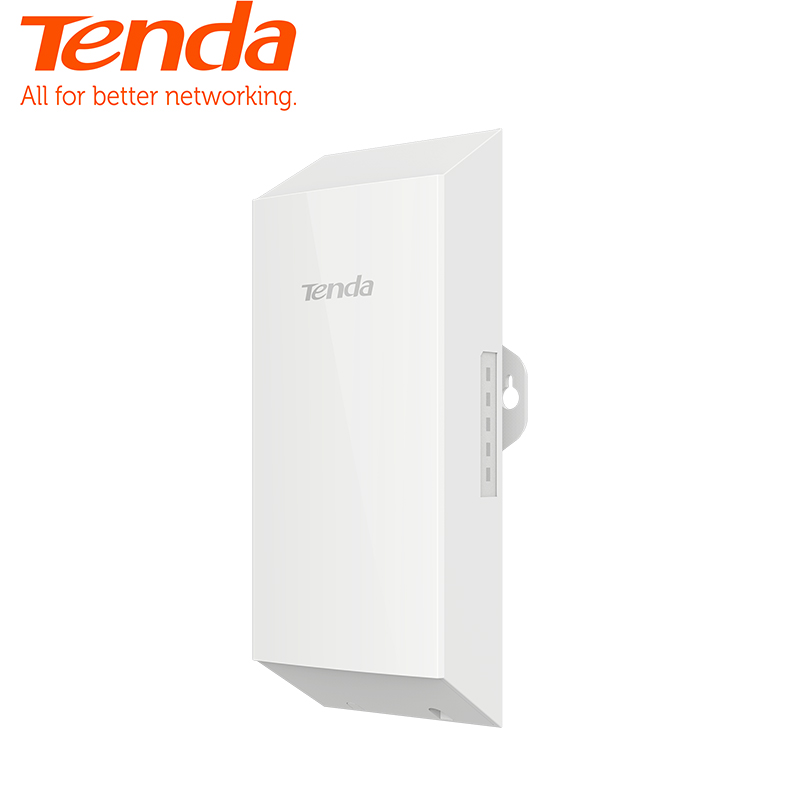 Tenda O1 2.4GHz 8dBi Outdoor Point To Point CPE,500m Wireless AP ,Easy For Elevator Monitoring Video Surveillance Transmission
