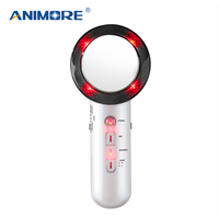ANIMORE Ultrasound Cavitation EMS Body Slimming Massager Weight Loss Lipo Anti Cellulite Fat Burner Galvanic Infrared Ultrasonic