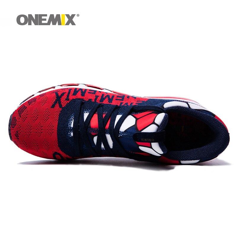 MAX Для мужчин Кроссовки Для женщин 2018 Trail хороший тенденции спортивные кроссовки темно-красный Для мужчин S высокие спортивной обуви Подушки...