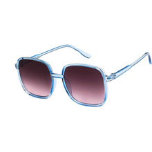Korean version fashionable large frame sunglasses simple retro box Baitao trend Sunglasses
